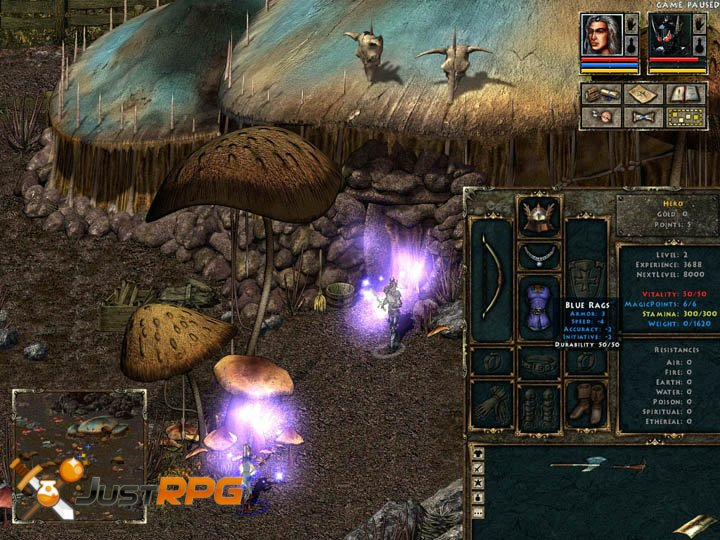Beyond Divinity - RPG Reviews on the PC, PS2, PS3, Xbox 360