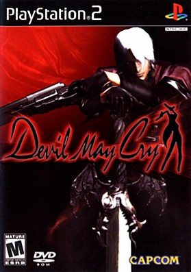 Resultado de imagen de devil may cry video game case