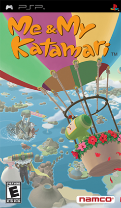 Me-And-My-Katamari-Box-Art