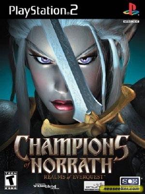 Champions of Norrath JustRPG