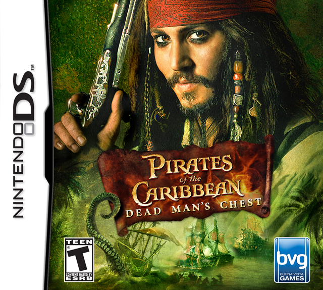 pirates of the caribbean dead man chest essay