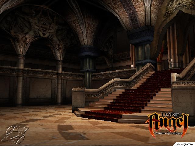 Dark Angel: Vampire Apocalypse JustRPG
