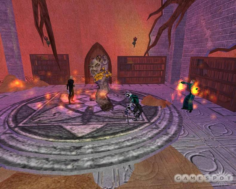 Everquest: Lost Dungeons of Norrath JustRPG