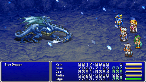 Final Fantasy 4 Торрент Скачать - фото 7