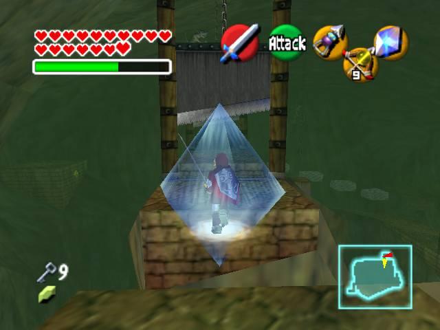 The Legend Of Zelda Ocarina Of Time 3d Master Quest