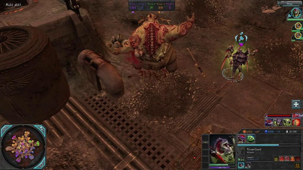 Iccup — [-] warhammer 40,000: dawn of war ii – retri.