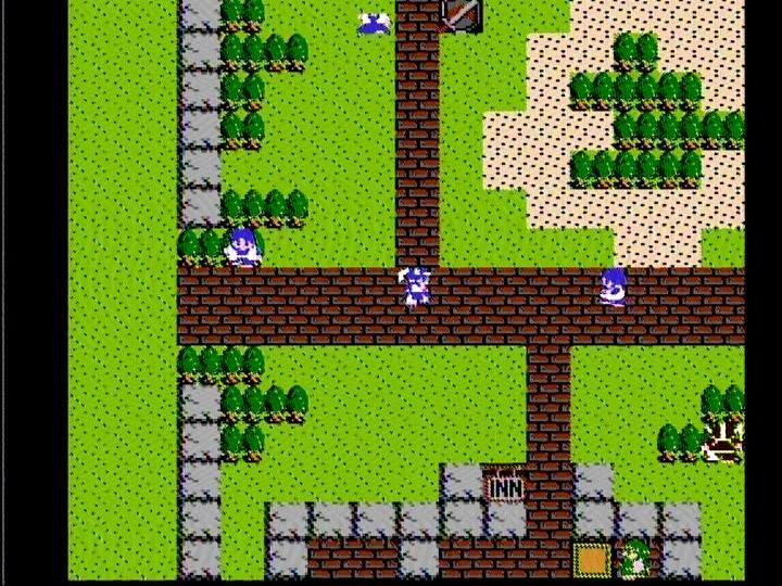 Revolutionary RPGs -dragon-quest-i