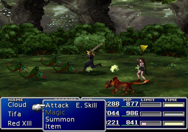 Revolutionary RPGs -final-fantasy-vii
