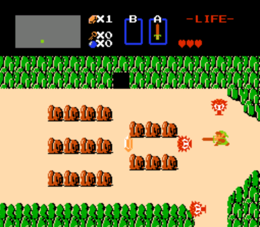 Revolutionary RPGs -the-legend-of-zelda