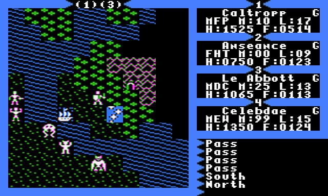 Revolutionary RPGs -ultima-iii-exodus