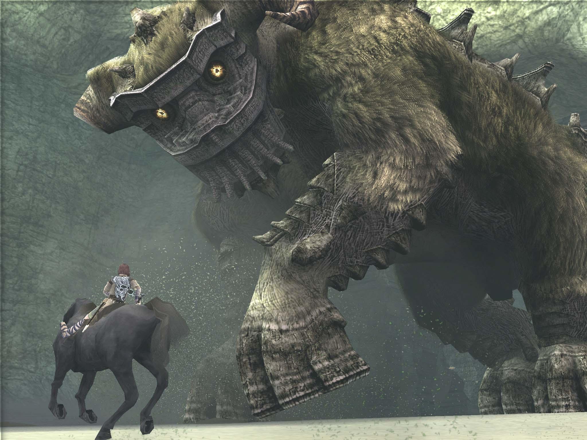 Revolutionary RPGs -shadow-of-the-colossus
