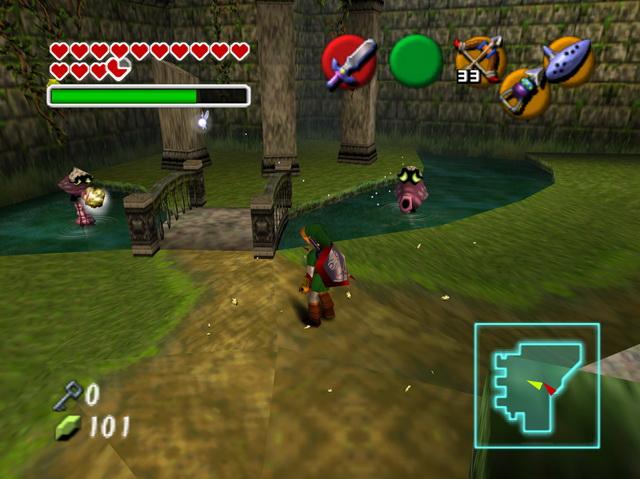 Revolutionary RPGs -the-legend-of-zelda-ocarina-of-time