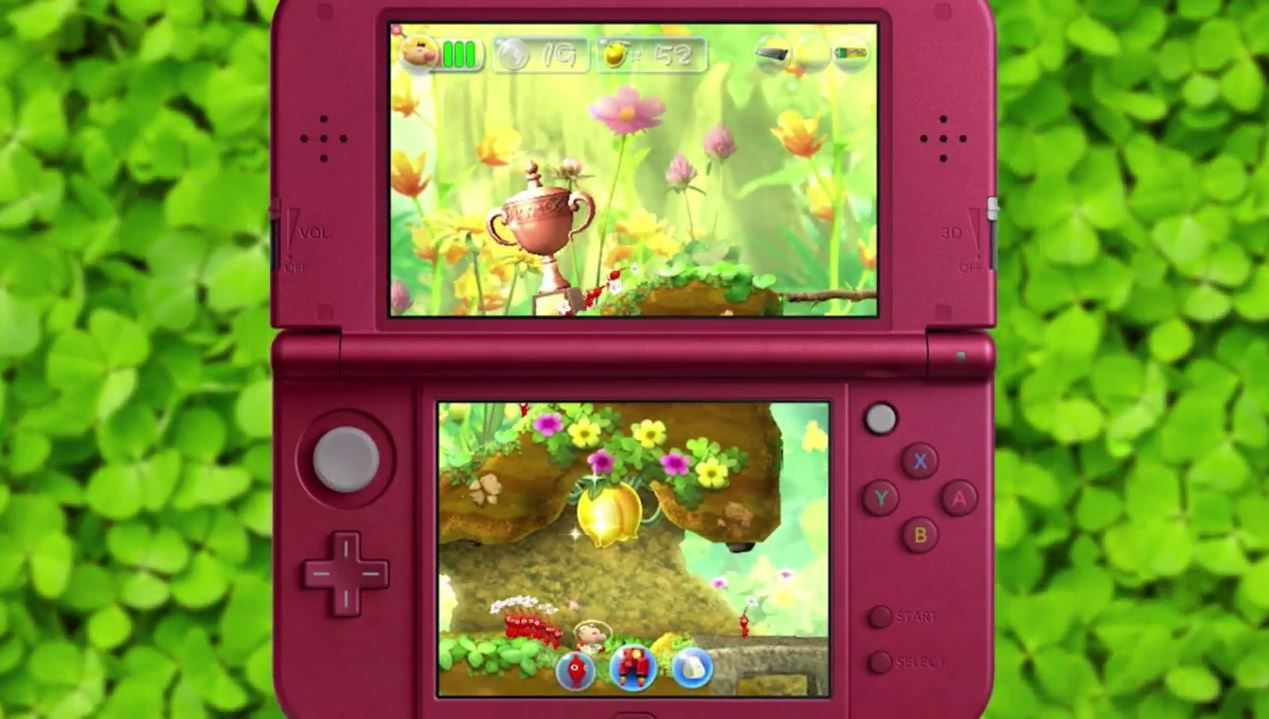 pikmin- 3ds