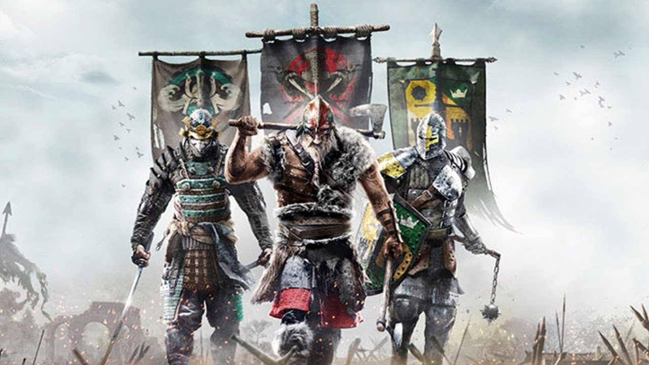 ps4-pro-for-honor